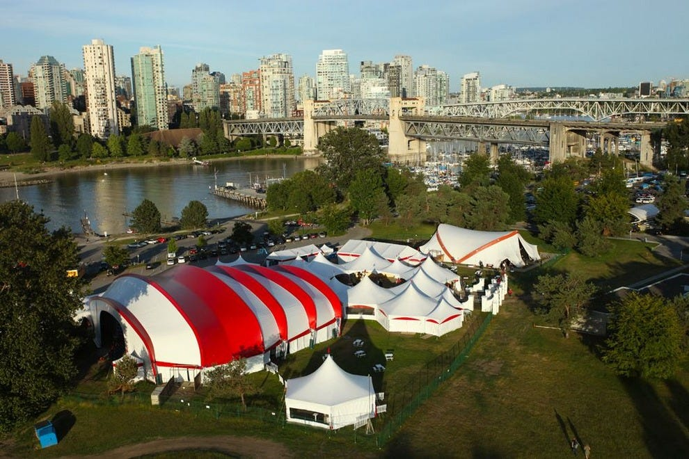 Bard on the Beach is Western Canada's largest Shakespeare festival