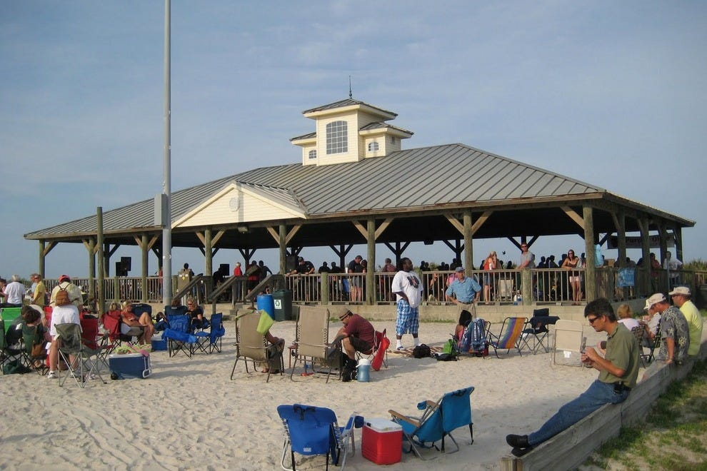 Music by the Sea at St. Augustine Beach