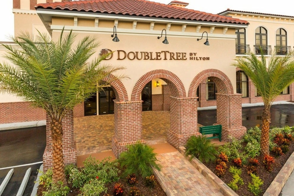 Doubletree By Hilton Hotel St Augustine Historic District