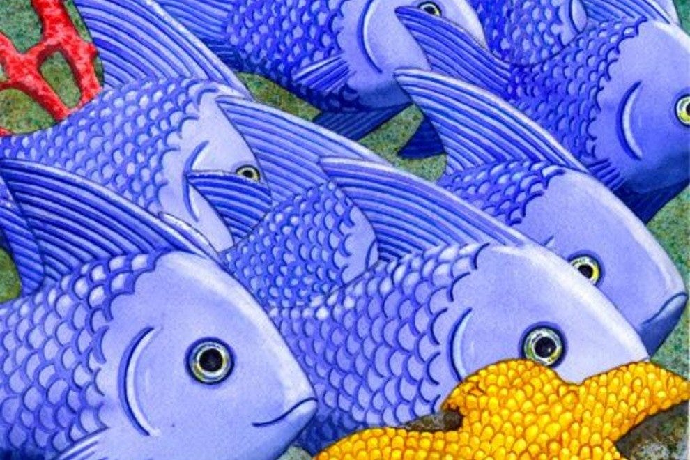 Blue fish dallas restaurants review 10best experts and for Blue fish sushi