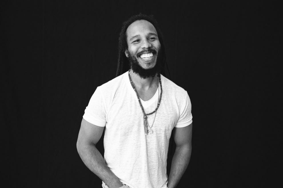 Ziggy Marley returns this summer, much to the delight of loyal fans