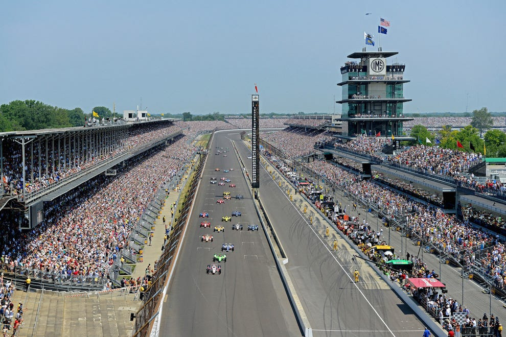 Best motorsports race winners 2015 10best readers 39 choice for Indianapolis motor speedway indianapolis in