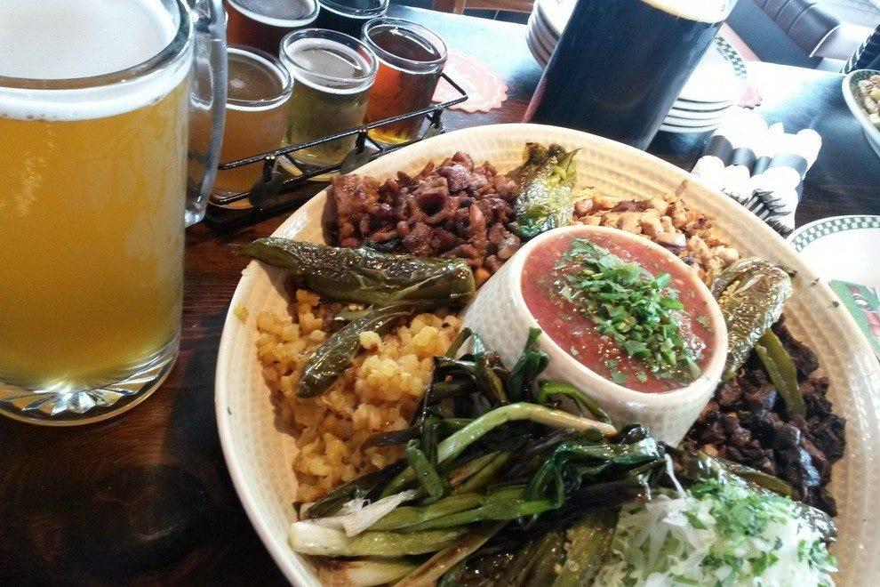 Los Angeles Mexican Food Restaurants 10best Restaurant