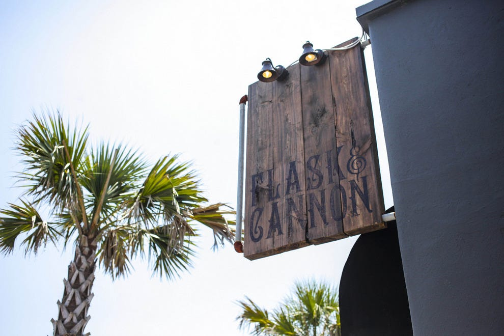 The tiki bar makes a comeback with Flask & Cannon in Jacksonville Beach