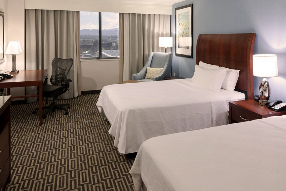 Hotels near Pepsi Center: Hotels in Denver