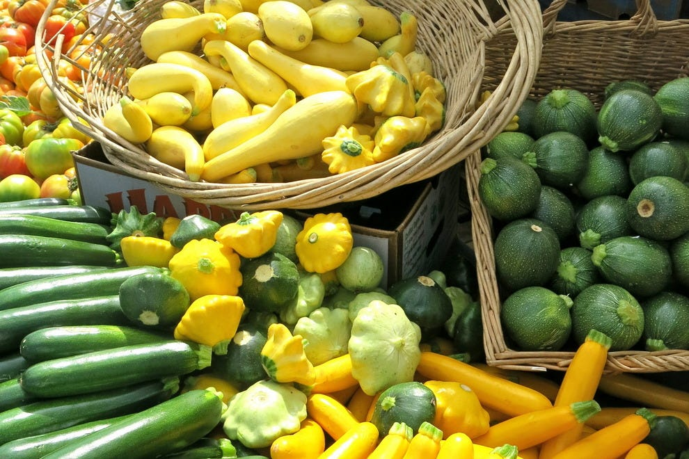 Whether its fruits or veggies or other fresh findings that are on your list, Headhouse Farmers' Market is a great place to find them