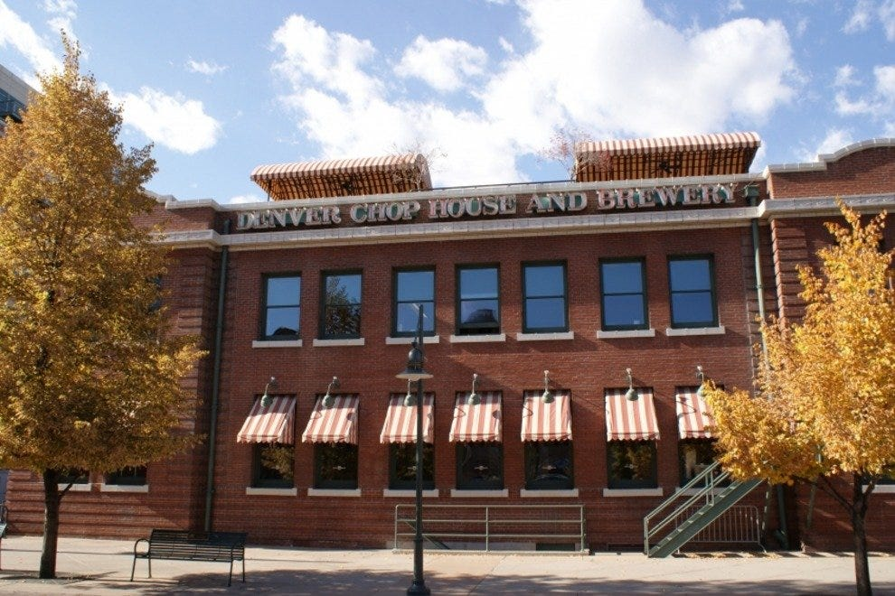 Downtown Denver Brewery Restaurants