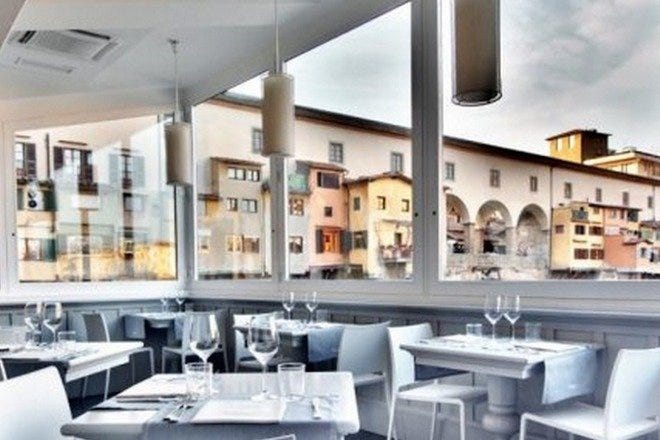 Outdoor Dining in Florence