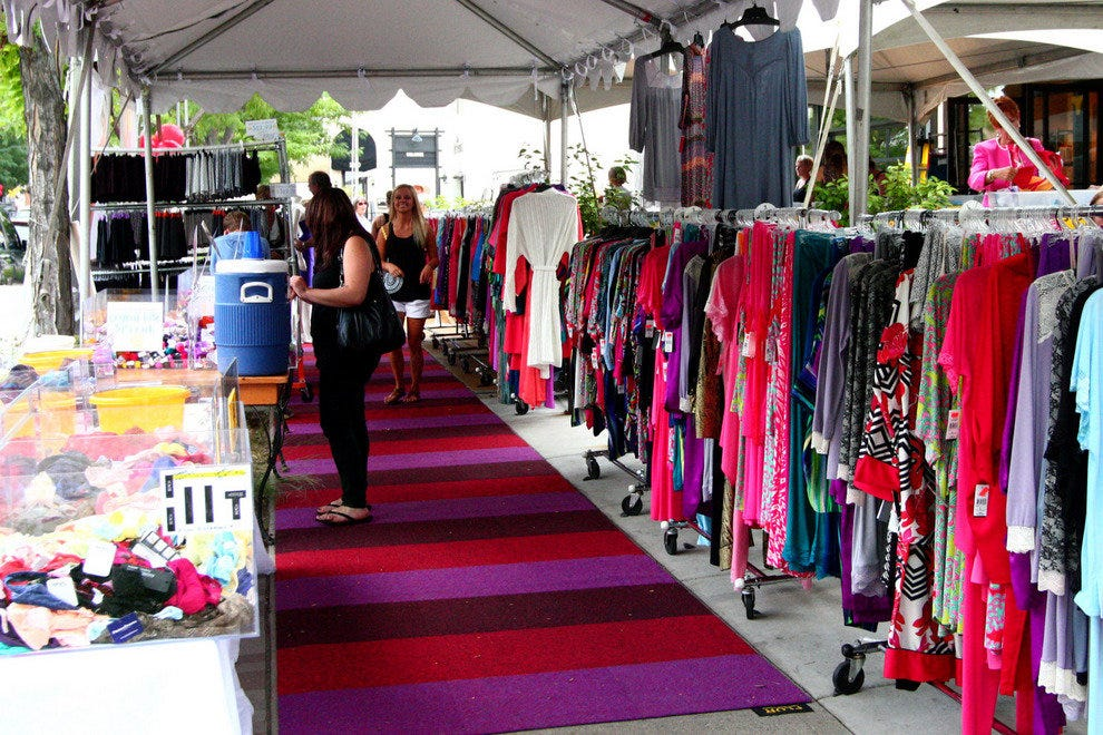 Annual Cherry Creek North Sidewalk Sale