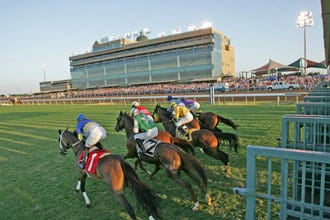 Lone Star Park: Dallas Horse Racing Facility Provides Nonstop Entertainment