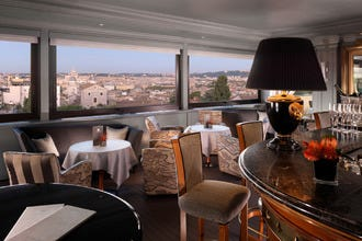 Hotel Eden: Luxury in the Very Heart of Rome
