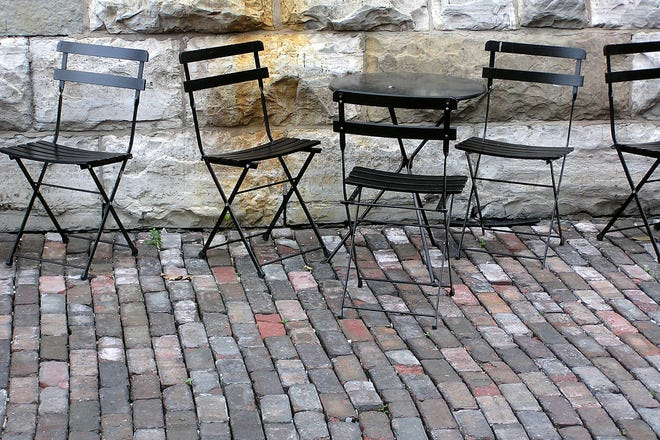 Outdoor Dining in Toronto