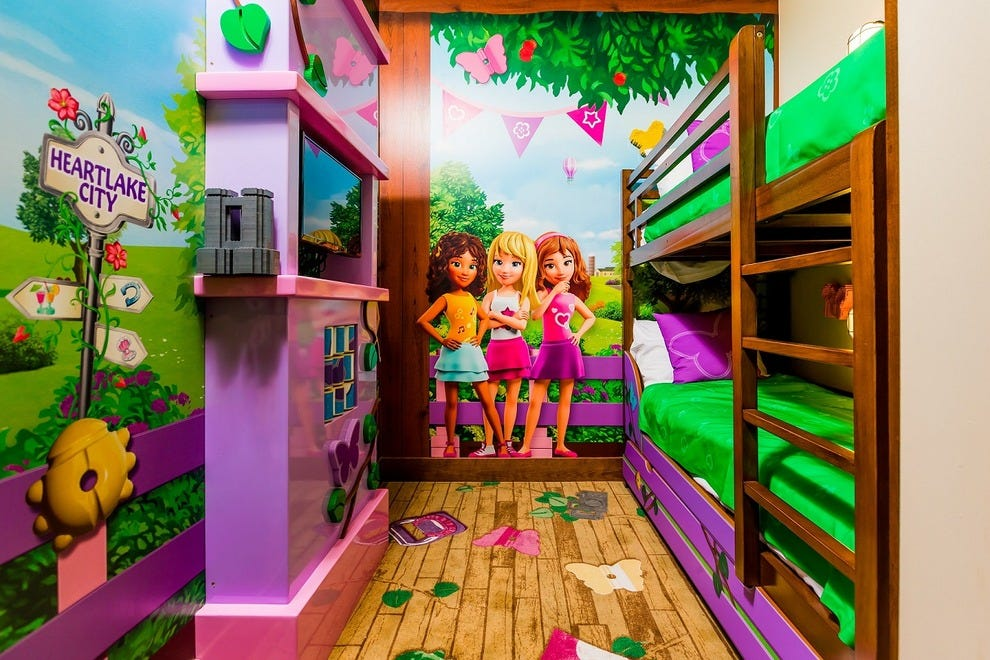 LEGO Friends Room