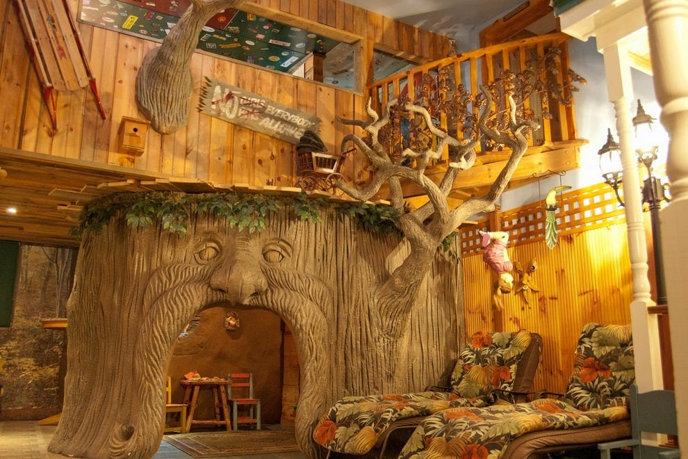 10best Over The Top Family Hotel Suites