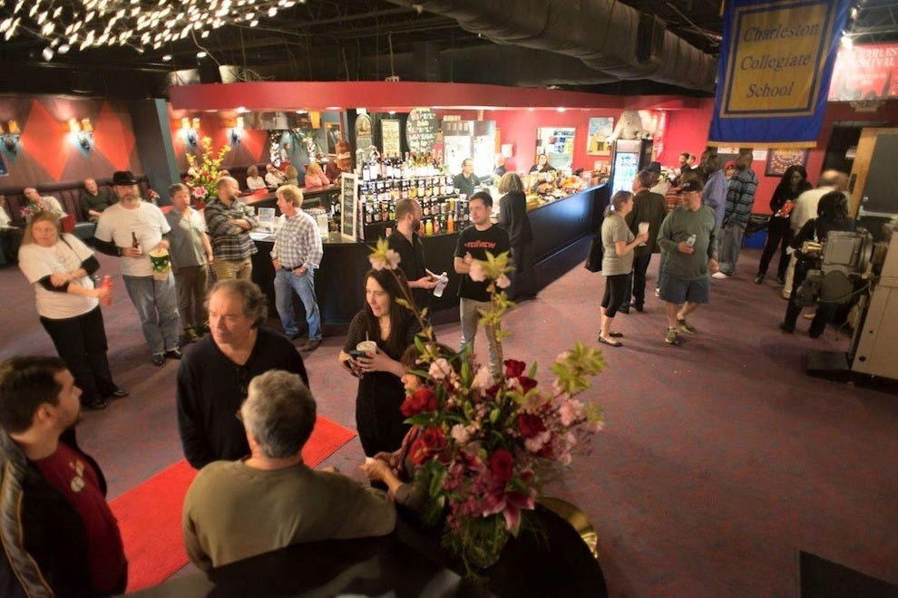 Terrace theatre charleston nightlife review 10best for Terrace theater movies