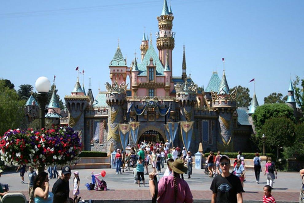 Disneyland� Resort: Los Angeles Attractions Review - 10Best ...