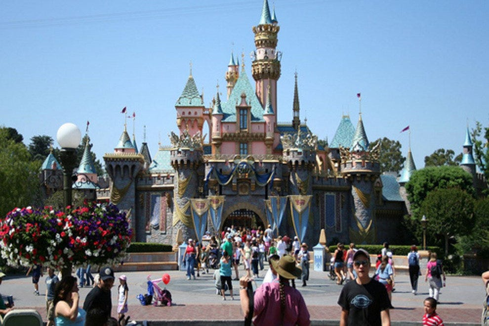Disneyland<sub>®</sub> Resort