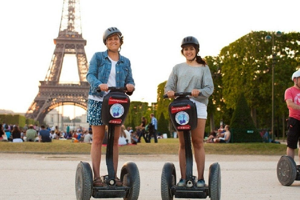 Paris City Segway Tours