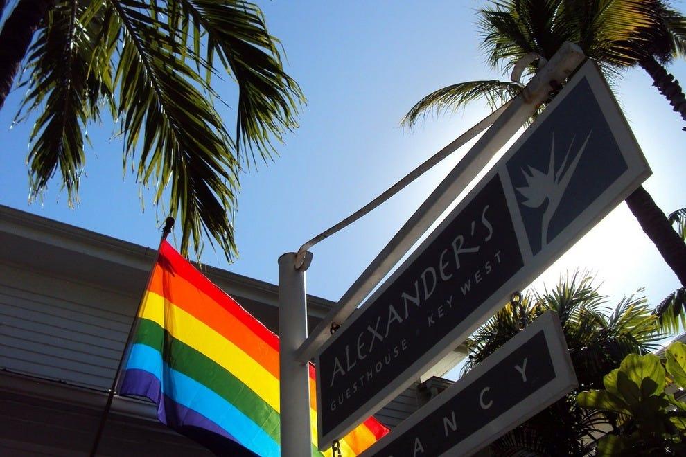 Alexander house gay resort