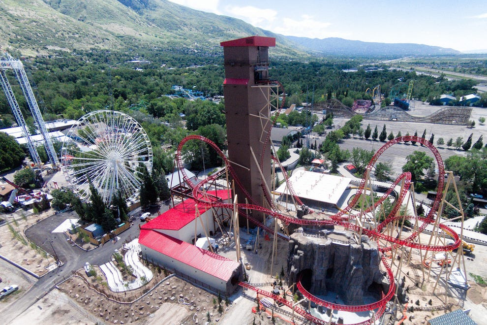 Best Amusement Park Attraction Winners: 2015 10Best Readers ...
