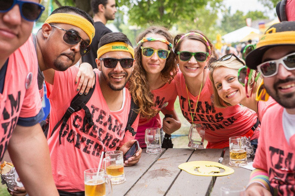 Toronto's Festival Of Beer