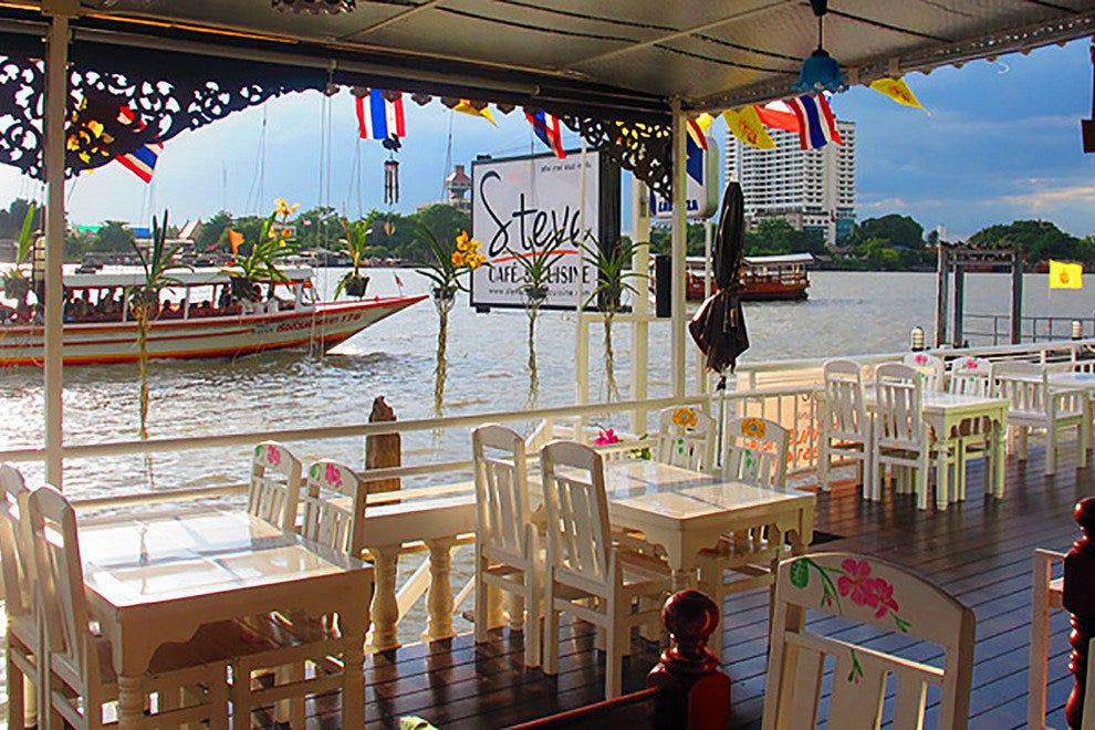 Dusit 39 s best restaurants restaurants in bangkok for P kitchen restaurant bangkok