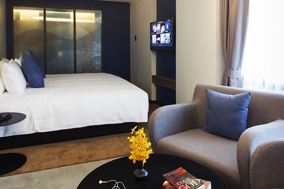Stylish rooms at U Sukhumvit