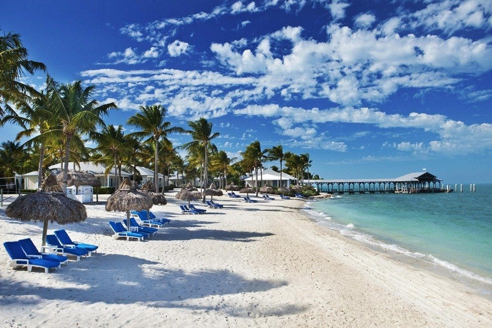 Top  Beaches Florida