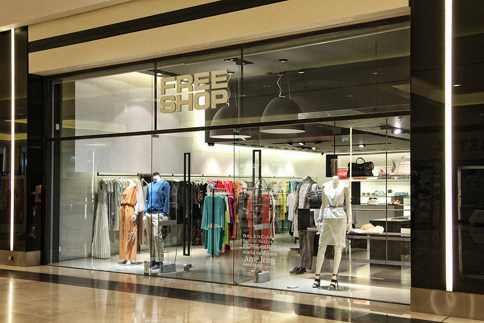 88269a3ac5b Free Shop: Athens Shopping Review - 10Best Experts and Tourist Reviews