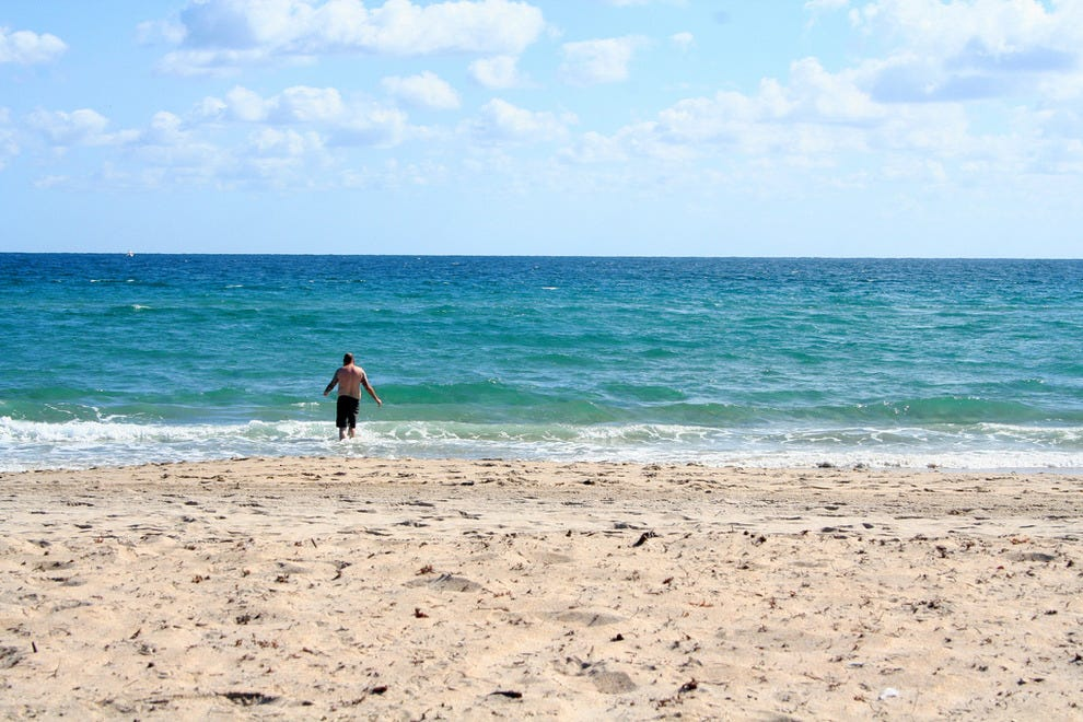Delray Beach has plenty of open space
