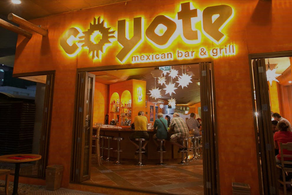Coyote Mexican Food Bangkok
