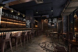 Craft Beer Bar: One of the Largest Taphouses in Southeast Asia