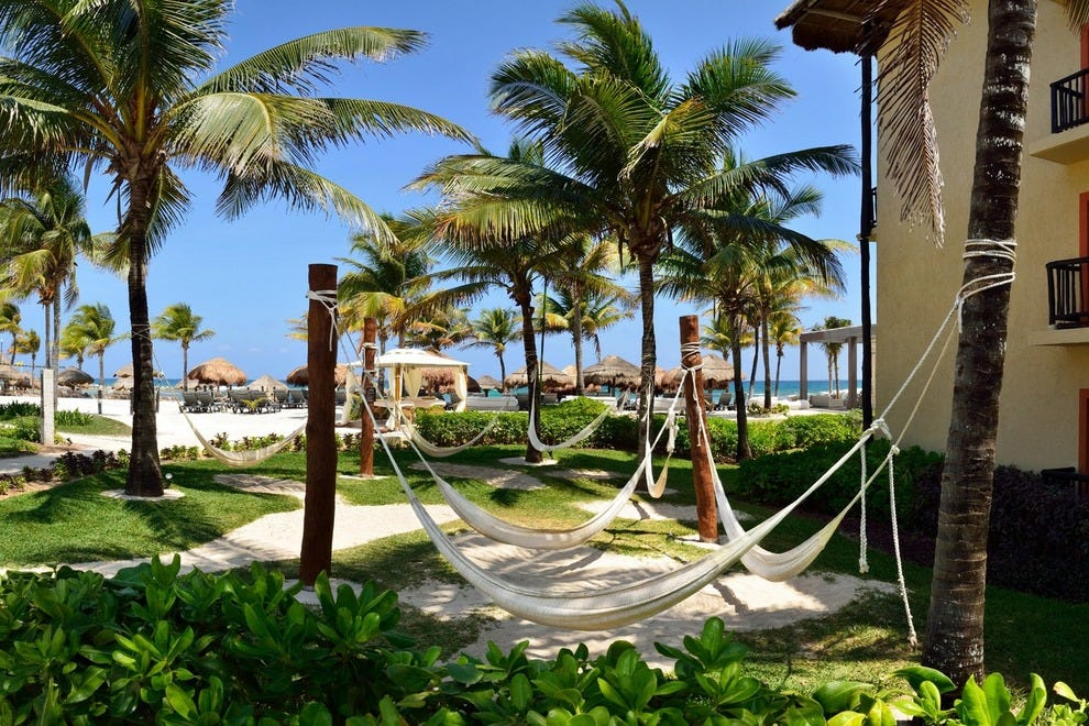 Real Life Melts Away At Catalonia Riviera Maya