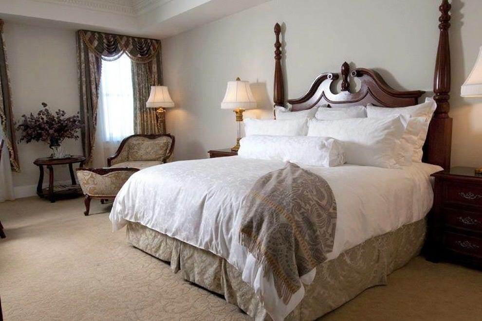 Rooms: Charleston Hotels And Lodging: Charleston, SC Hotel