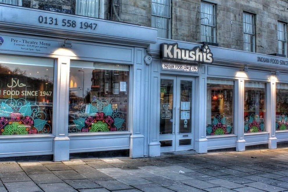Indian Restaurants Rose Street Edinburgh