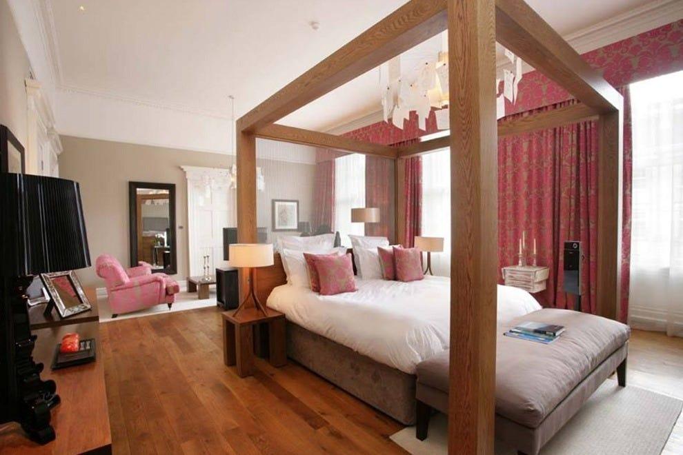 Edinburgh boutique hotels in edinburgh boutique hotel for Best boutique hotels uk