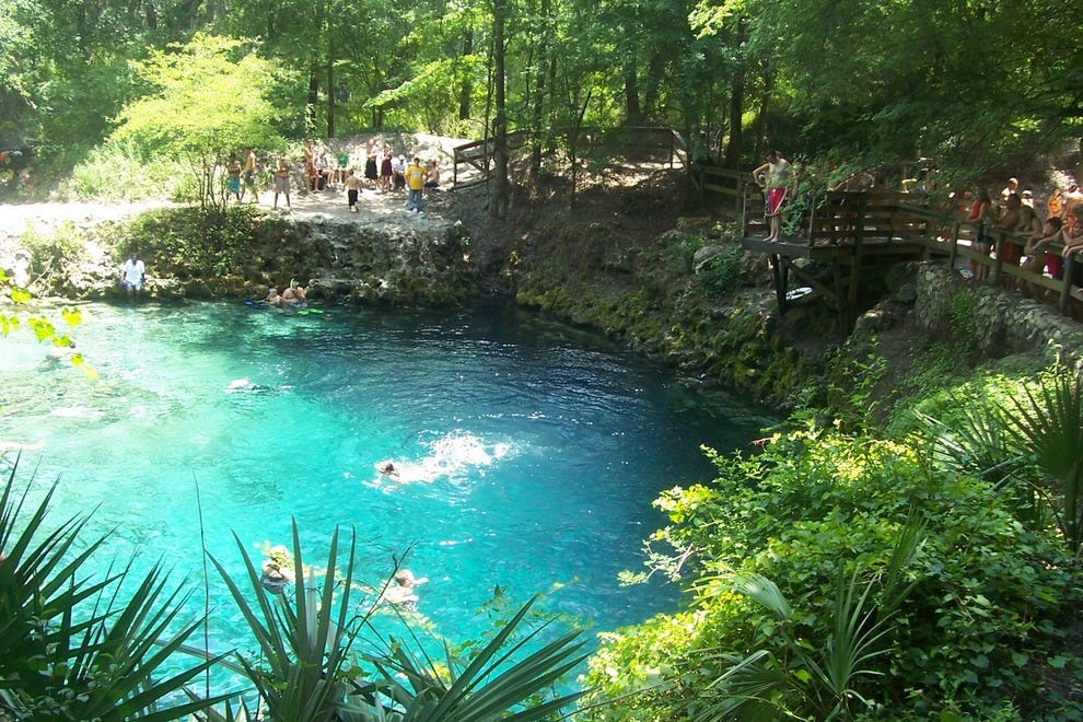 Best Swimming Hole Winners: 2015 10Best Readers' Choice Travel Awards