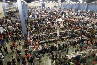 Florida Supercon: Comic Fans Take Over Miami Beach Convention Center