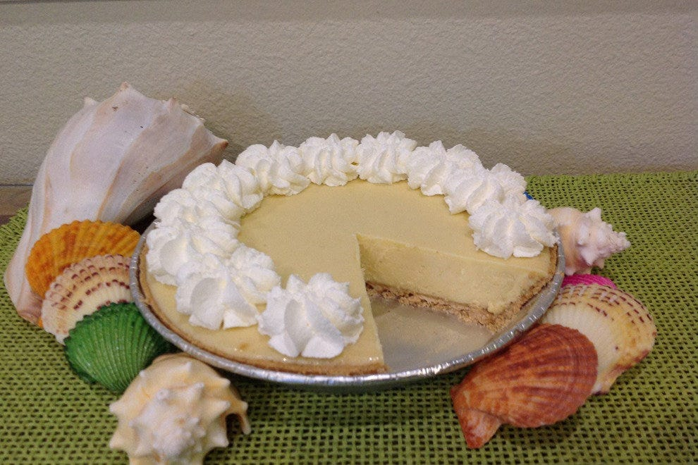 Eat Key Lime Pie in Key West