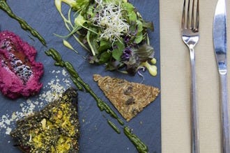 Trendy, Delicious Blueproject Restaurant Makes Raw All the Rage