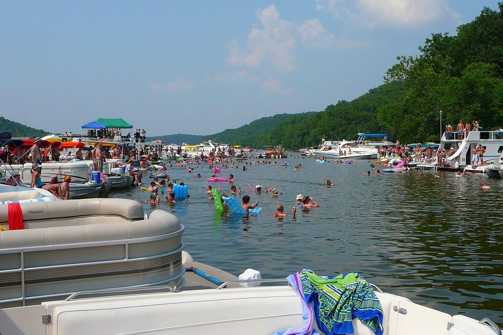 Best Recreational Lake Winners: 2015 10Best Readers