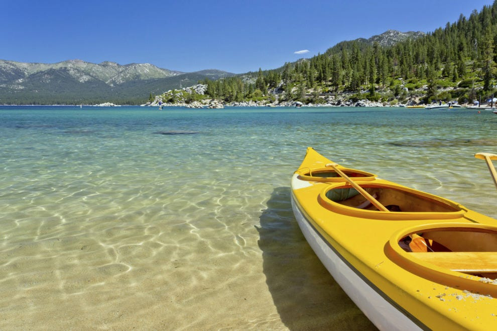 Lake Tahoe California Nevada