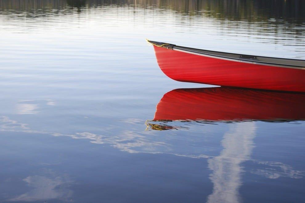 Best Recreational Lake Winners: 2015 10Best Readers' Choice