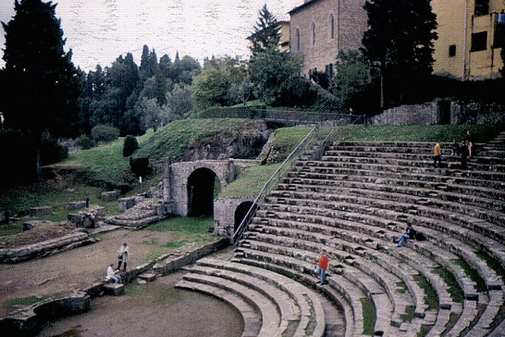 Fiesole Archaeological Site