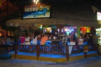 Blue Gecko Cantina: Scrumptious, Budget-Friendly Eats in Cancun's Hotel Zone