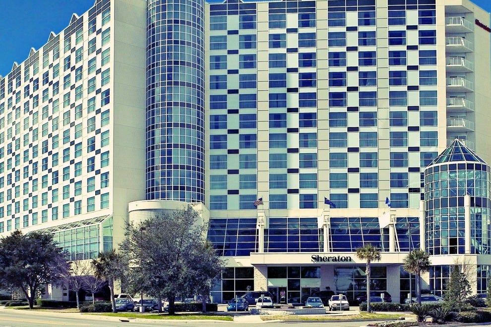 Best Hotels Near Myrtle Beach Convention Center