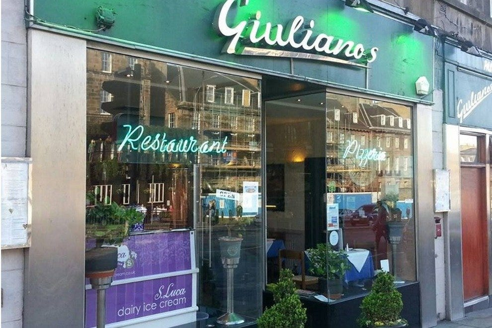 Giuliano 39 S Edinburgh Restaurants Review 10best Experts And Tourist Reviews