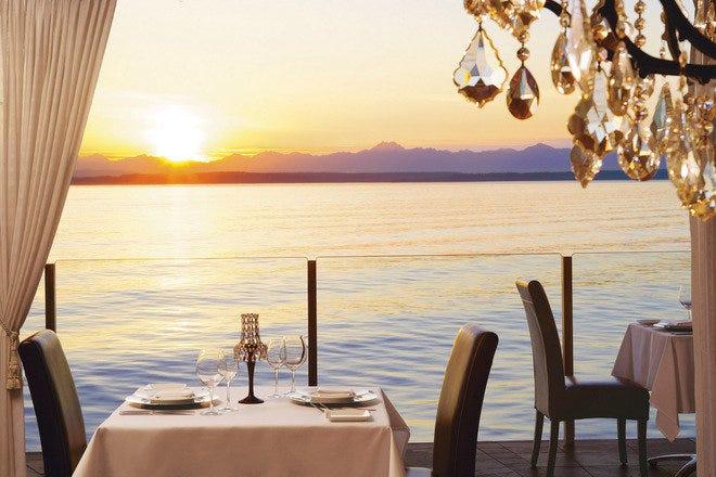 Six Seven Restaurant Lounge Seattle Restaurants Review