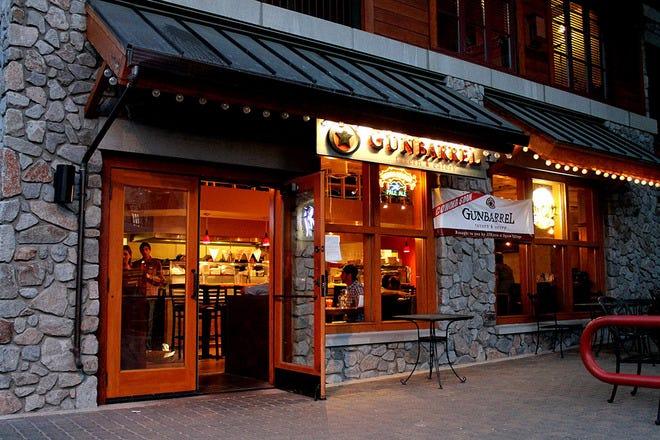 Restaurant Slideshow Late Night In Tahoe