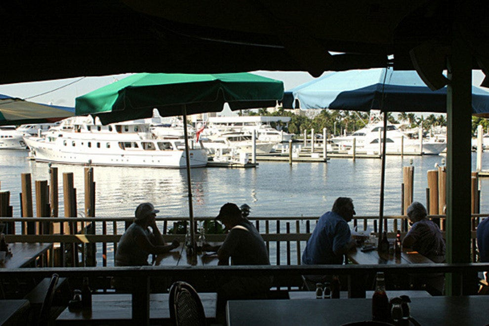 Fort Lauderdale Waterfront Restaurants: 10Best ...
